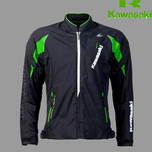 SPIRIT AIR MESH JACKET GRN/BLK