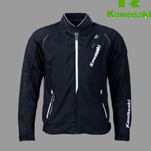 SPIRIT AIR MESH JACKET WHT/BLK